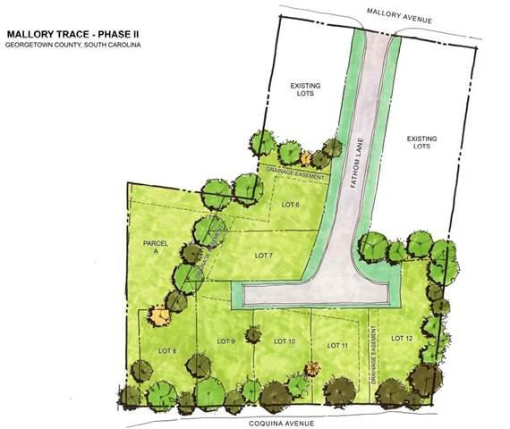 Site Plan Mallory Trace Murrells Inlet